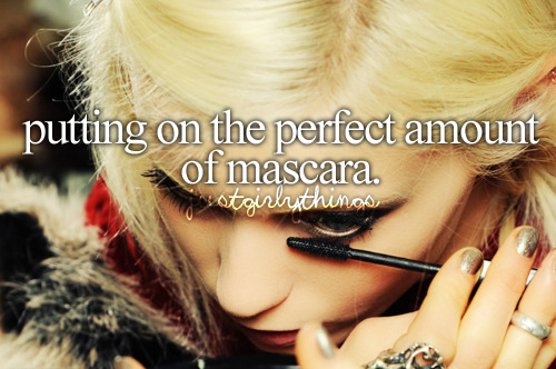 make up mascara