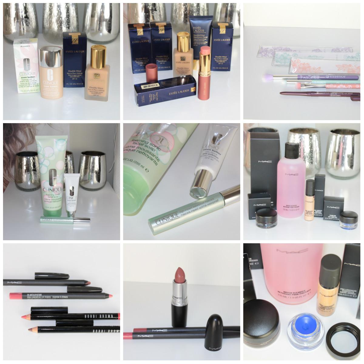 haul collage blog