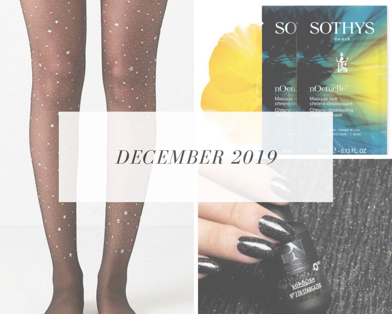 Welke producten doen je stralen in December?